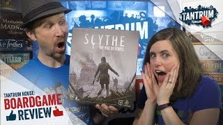 Scythe Rise of Fenris Board Game Review