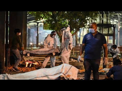 الهند تسجل زيادة قياسية عالمية بعدد إصابات كورونا.. ما السبب؟  - نشر قبل 33 دقيقة