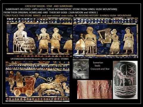 THE ORIGIN OF SUMERIANS - ARCHAEOLOGIC-MYTHOLOGIC-BIOGEOGRAPHIC