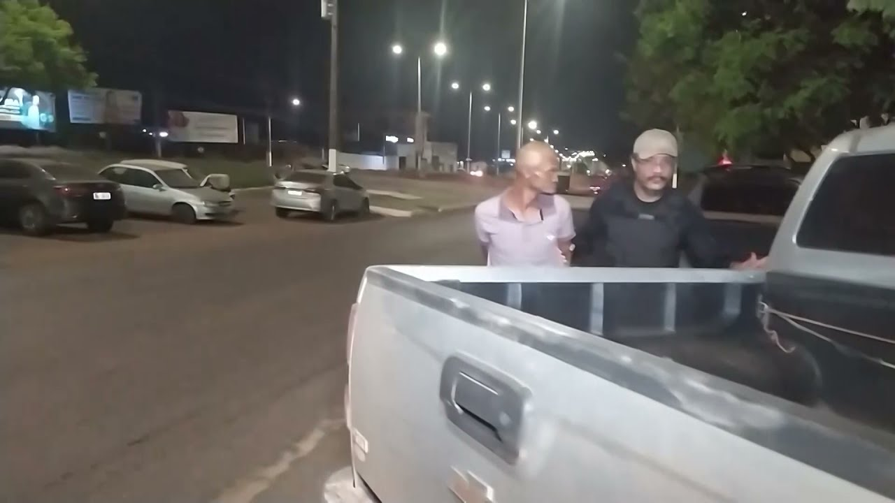 PRESO SUSPEITO DE ENVOLVIMENTO  NA CHACINA