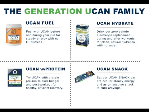 UCAN Talk Show Tips for Running Nutrition (11-5-15)