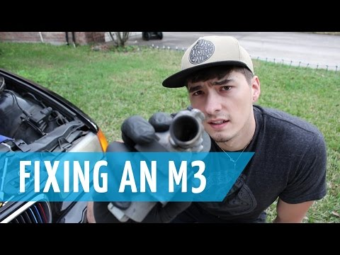Diagnosing a Bad Idle | E36 m3 | Cleaning an ICV