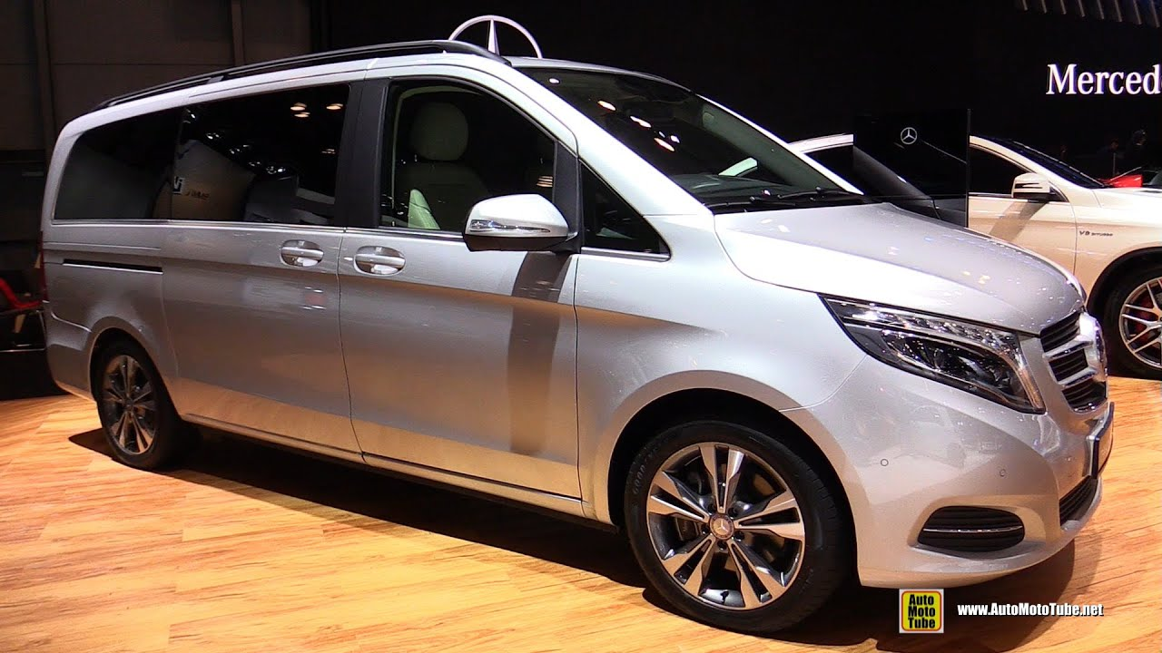 2015 Mercedes Benz Metris Luxury Van