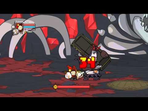 Castle Crashers New Hidden Weapon!