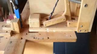 Woodworking-homemade Kreg Jig! Pocket Hole Jig! #2