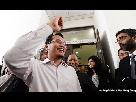 Himpunan Blackout 505: Nik Nazmi didakwa kali ketiga
