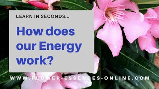 How does our Energy work