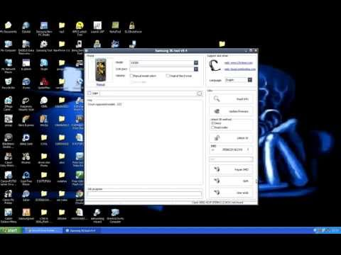 CHANGE IMEI SAMSUNG S8300 BY Z3X