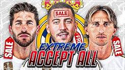 JEDES TRANSFERANGEBOT ANNEHMEN!! ✅ EXTREME EDITION ⛔️ - FIFA 20: Real Madrid Karriere Challenge