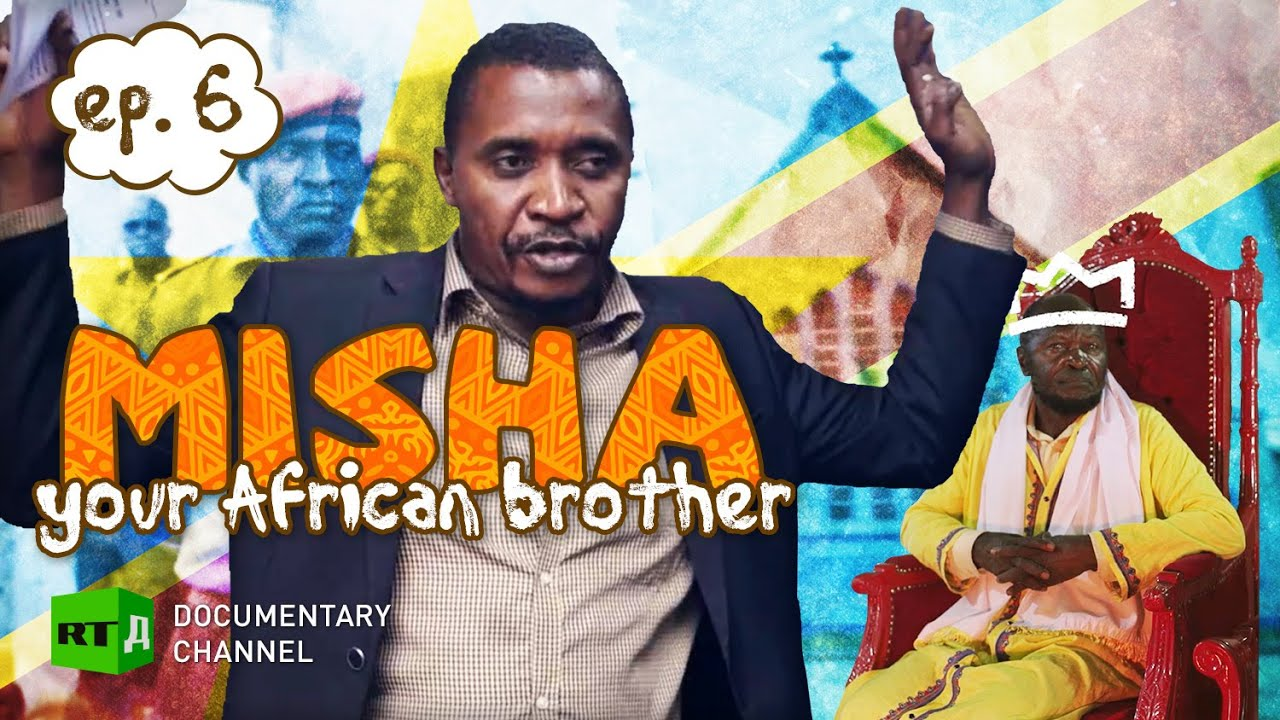 Congo's Resurrected Sect Leader   Misha, your African brother