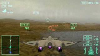 ace combat X PSP Fenrir  special unlocked plane