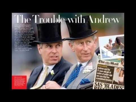 Sex slavery allegations – Prince Andrew, Jeffrey Epstein, Alan Dershowitz