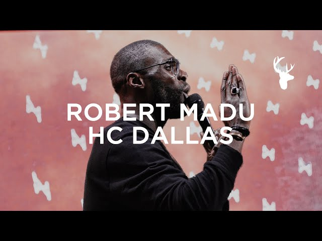 Robert Madu | Heaven Come Dallas 2019 | Full Session