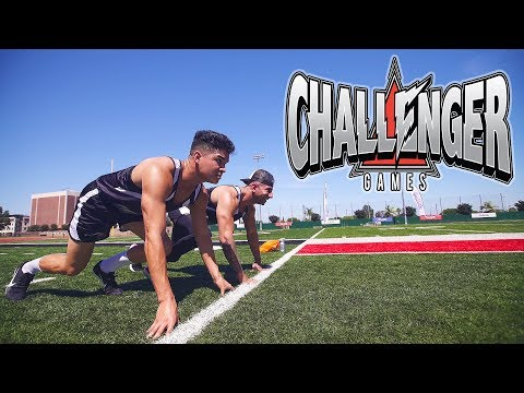 "I ""Cheated"" and STILL LOST! *Challenger Games*"