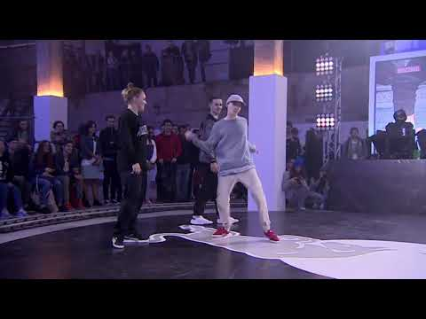 Red Bull BC One Camp Russia 2017 FINAL All Styles battle Jomka