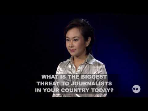 What Threatens Asia's Journalists Today? | Radio Free Asia (RFA)