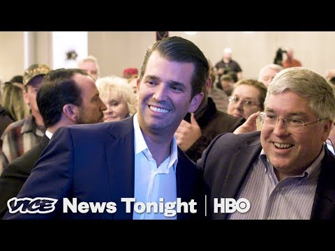 Don Jr. Might Be Better Than His Dad At Campaigning (HBO)