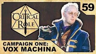 The Feywild   Critical Role RPG Show Episode 59