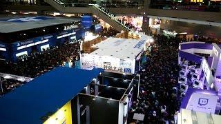 Caos en el Taipei Game Show