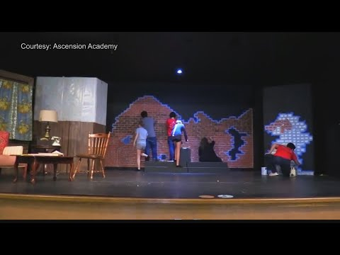 Ascension Academy Presents: The Outsiders