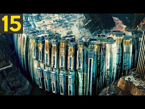 TOP 15 Most Impressive Megaprojects