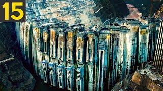 Download TOP 15 Most Impressive Megaprojects