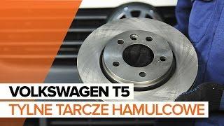 Naprawa VW TRANSPORTER samemu - video przewodnik samochodowy