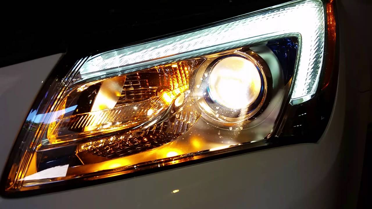 2010-2016 GM Buick LaCrosse - Testing Headlights After ...