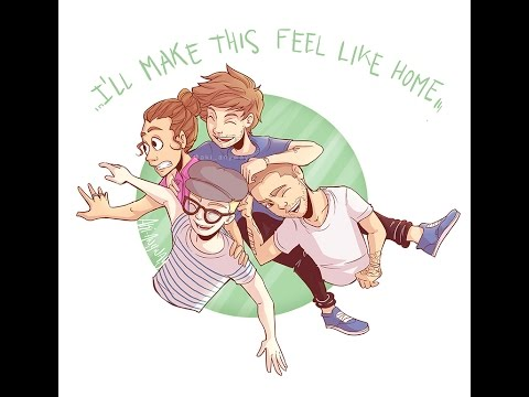 One Direction Home - Speed Drawing