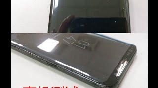 Samsung Galaxy S8 Hands-On Video Leak - Gorgeous Design