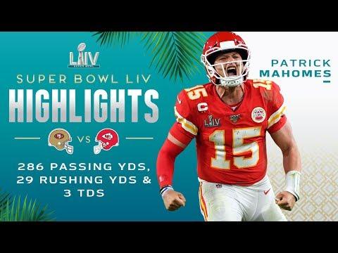 Patrick Mahomes Leads the Comeback Victory! | Super Bowl LIV Highlights