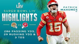 Patrick Mahomes Leads the Comeback Victory! | Super Bowl LIV Highlights