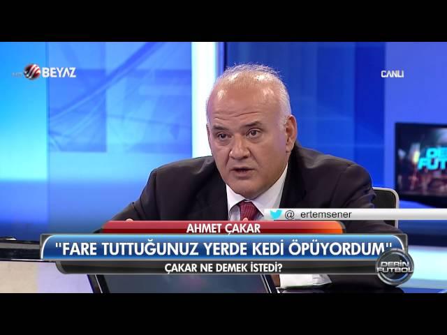Ahmet Çakar: Ey Ertem! Yıllarca Rüştüyü her tarafından öptün, ben bi kediyi öpünce mi?