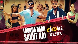 Launda Bada Sakht Hai - Official Remix Video   Dj Aki   Captive   The Sabali Band   Kryso