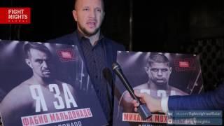 Максим Воронов выбирает между Мохнаткиным и Мальдонадо