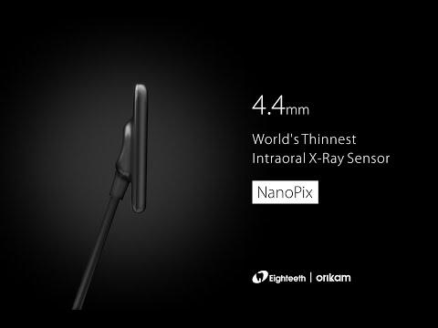 NanoPix- Intraoral X-ray Sensor From Eighteeth