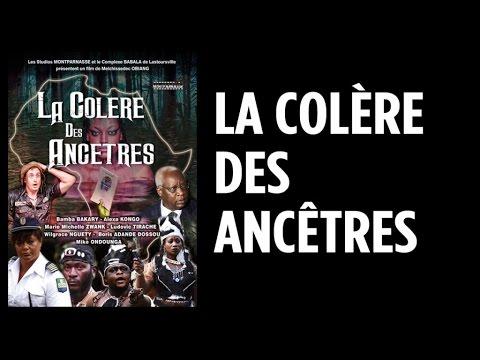 LA COLERE DES ANCETRES - film Gabonais