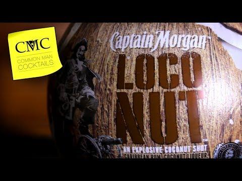 🌴🌴 Captain Morgan Loco Nut Review 🌴🌴