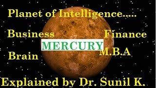 बुध  को समझ  गए तो  हो जाएंगे क़ामयाब।I Mercury :The Astro OPD 104