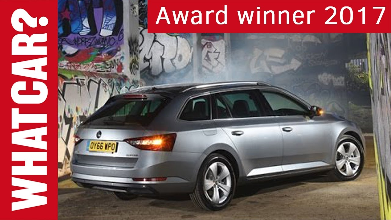 2017 Skoda Superb Estate Why It S Our Estate Car Of The Year