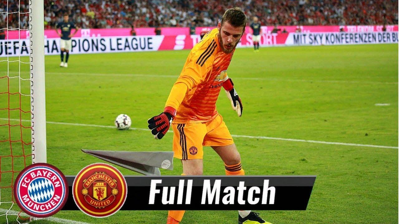 Manchester United Full Match