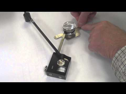 K&E 620000 Planimeter Measure Area Tool Demo Engineering