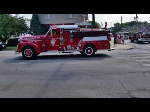 2016 PA Pump Primers Motorcade