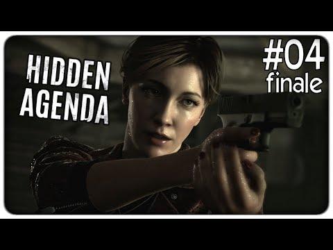 SCONTRO FINALE CON L'ASSASSIN0 (fine) | Hidden Agenda - ep. 04 [ITA]