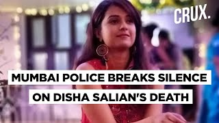 Mumbai Police Dismisses Reports of Disha Salian's Body Being Found Naked As False