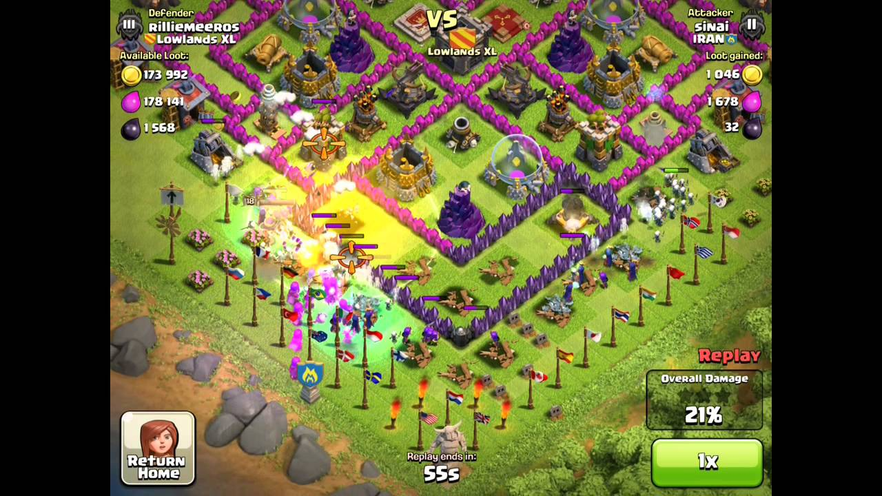 ultra clash of clans - photo #2