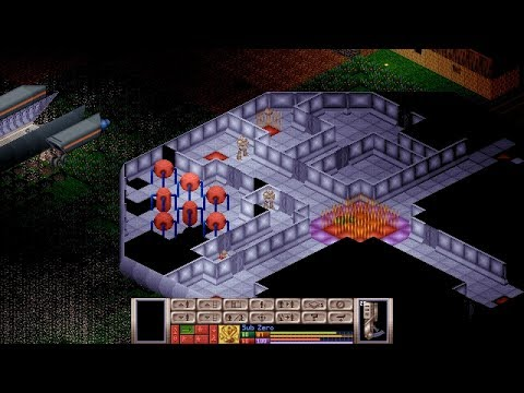 Let's Replay X-COM UFO Defence #61: Room by Room, Floor by Floor