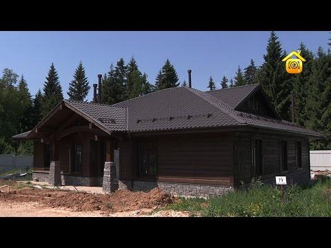 Дом в природном стиле. Проект и особенности строительства // FORUMHOUSE