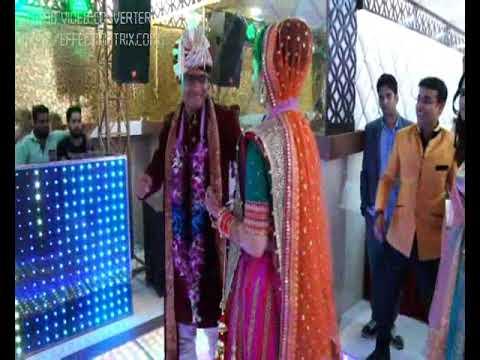 My wedding Dance - likhiya sanjog rabb ne