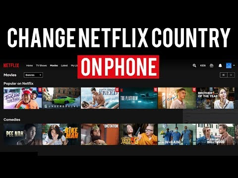 How To Change Country On Netflix Android! (3 Simple Steps)